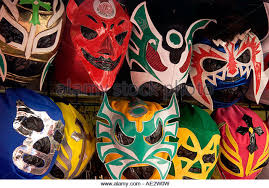 Luchador Halloween Costume Mexican Luchador Lucha Libre Wrestling Stock Photos U0026 Mexican