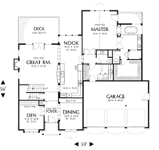 floor plans with great rooms candia 4330 5 bedrooms and 4 baths the house designers