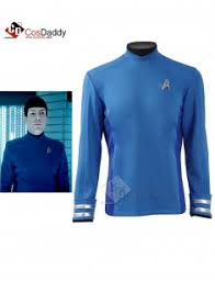 Spock Halloween Costume Star Trek Buy Quality Cosplay Costumes Cosplay
