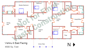 Fascinating House Plans With Vastu East Facing Gallery Best House Plans With Vastu