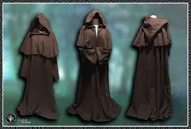 druidic robes monks robes enclosed front pagan robes druid wicca