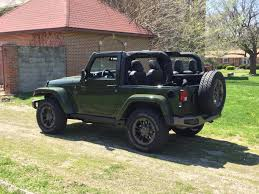 wrangler jeep green jeep 75th anniversary sarge green wrangler album on imgur