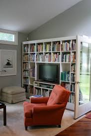 Built In Bookshelves Around Tv by 28 Best Estantes Tv Images On Pinterest Tv Rooms Home Decor And