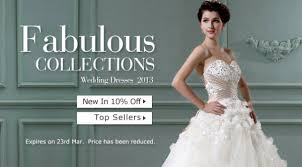 wedding dresses online shopping deals on 2013 wedding dresses from online shopping