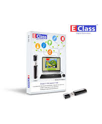 eclass 9th standard marathi medium computer windows pen drive nine