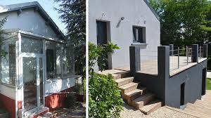 maison rénovée avant après avant après agrandir une maison par le biais d une extension