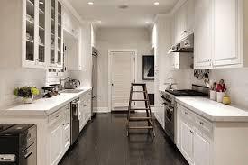 best galley kitchen designs stone kitchen range wall stainless