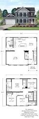 economical floor plans baby nursery blueprint of a two story house small low cost