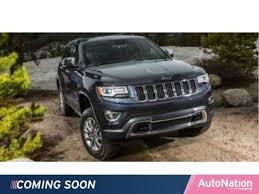 jeep grand true blue pearlcoat 2018 jeep grand for sale sport utility true blue