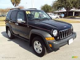 2006 black jeep liberty 2006 black jeep liberty sport 25581261 photo 11 gtcarlot com