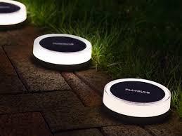 playbulb solar powered outdoor light