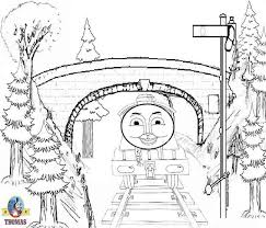 thomas train coloring pages kids printable coloring fun