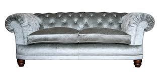 Grey Velvet Chesterfield Sofa Grey Chenille Chesterfield Sofa 1025theparty