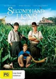 secondhand lions dvd english 2003 products pinterest