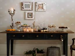 how to decorate a side table in a living room dining room side tables home interior design ideas