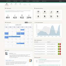 templatevamp bootstrap 3 admin and dashboard template dashboard