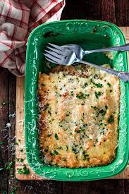 turkey and mashed potatoes casserole s cuisine
