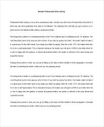 sample letter of recommendation 20 free documents download in