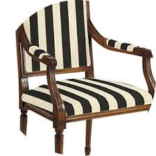Black And White Striped Dining Chair Honor Roll Making It Lovely