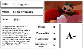Eggman Meme - dr eggman sonic boom character review by johntheguy1 on deviantart