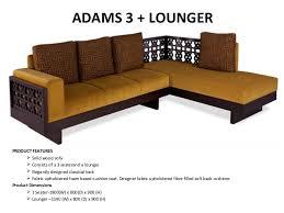 Fibre Filled Sofa Cushions Sofa Set