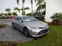 2018 new toyota avalon xle at royal palm toyota serving wellington