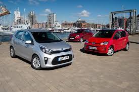 Kia I10 Kia Picanto Vs Volkswagen Up Vs Hyundai I10 Auto Express