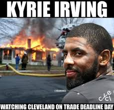 Kyrie Irving Memes - nba memes kyrie irving today looking at cavs nation s facebook