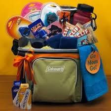 sports gift baskets laundry 101 gift basket for grads laundry basket detergent