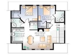 garage apt floor plans carriage house plans 2 car garage apartment plan design 027g