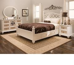 Living Spaces Bedroom Sets Dreamfurniture Com Paris Youth Panel Bedroom Set Pearl For Teenagers