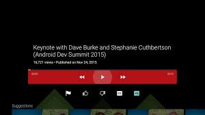 Tv Subscribe Youtube For Android Tv V1 3 8 Adds Buttons To Manage Subscriptions
