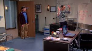 Coopers Office Furniture by The Cooper Kripke Inversion The Big Bang Theory Wiki Fandom