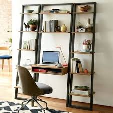 Corner Shelf Desk Bookcase Corner Ladder Shelf Oak Ladder Shelf Desk Small Ladder