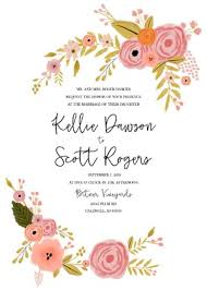 wedding invitations free invitation suites