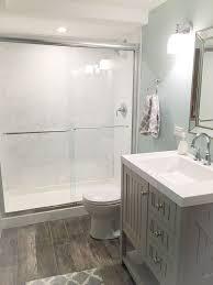 Small Bathroom Color Schemes Best 25 Basement Bathroom Ideas On Pinterest Basement Bathroom