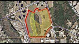 Tanger Outlet Map Undeveloped Land In Daytona Beach Could Be Future Site Of Outlet