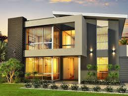 2 floor house small exterior design for 2 floor house