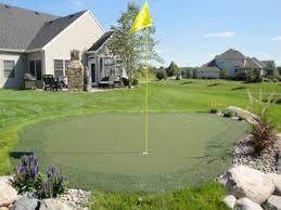 diy backyard putting greens u2013 golf gear box