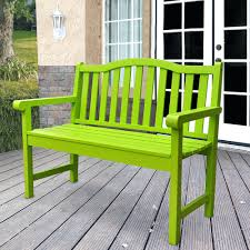Outdoor Patio Cushion Storage Bench by Lime Green Garden Bench Green Metal Butterfly Outdoor Bench Green