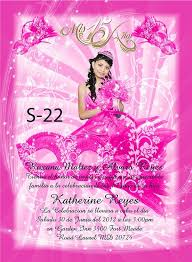 invitaciones para quinceanera 11 best invitaciones para quinsañero images on