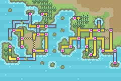 safari zone map tunod safari zone fanmade glazed version wiki fandom