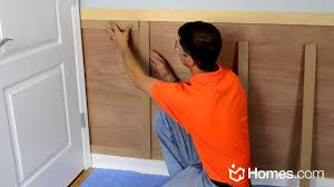 homes com diy experts how to create your own board and batten