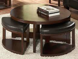 table with stools underneath coffee table with stools underneath coffee table nesting stools