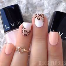 cute leopard nails match with everything u2022nails u2022 pinterest