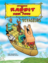 adventures of rabbit adventures of rabbit and paws true hearts whetung ojibwa