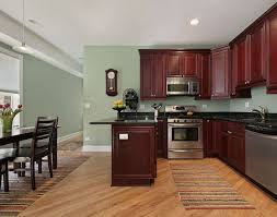 decor noteworthy paint colors for kitchens with light wood