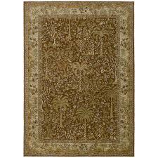 tommy bahama rugs home nylon monaco palms spice oriental rug 28810