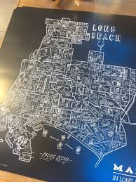 Map Of Long Beach Long Beach Field Trip September 2015