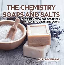 the chemistry of soaps and salts chemistry book for beginners